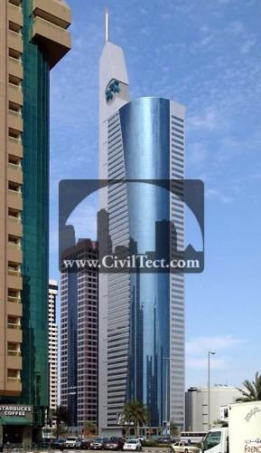 برج قرن ۲۱ام دبی