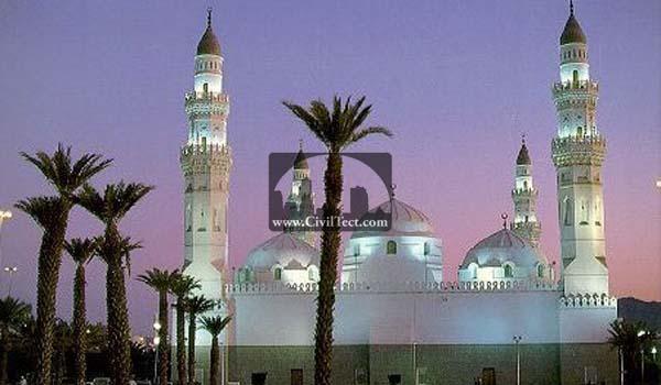 ۱۴ دانستنی جالب راجع به مساجد جهان