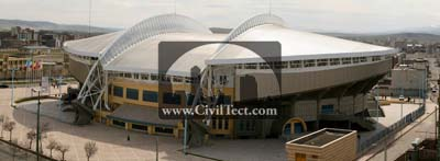 نکات فنی ورزشگاه رضازاده – اردبیل