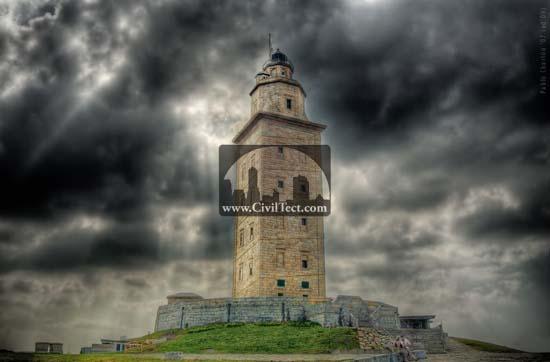 برج (فانوس دریایی) هرکول اسپانیا
