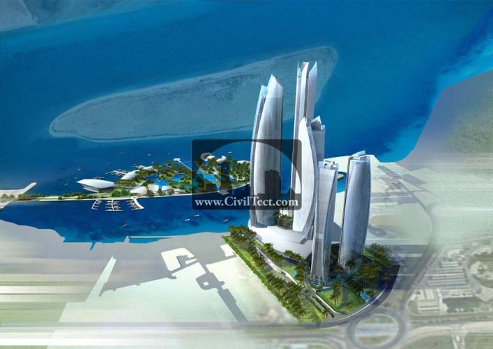 برجهای اتحاد ابوظبی