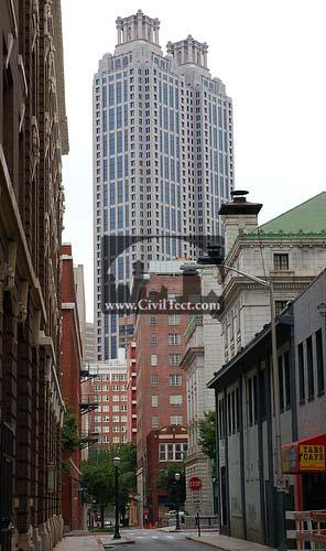 برج ۱۹۱ پیچ تری آتلانتا – ۱۹۱ Peachtree Tower
