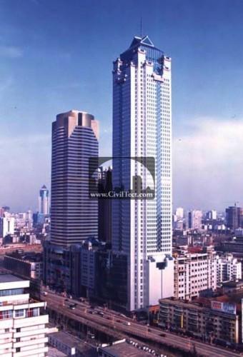 برج تجارت جهانی ووهان ( Wuhan World Trade Tower )