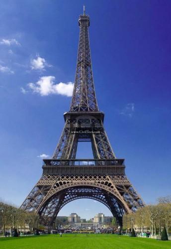برج ایفل پاریس – فرانسه