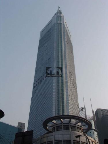 مرکز تجارت جهانی – چونگ کینگ ( World Trade Center – Chongqing )