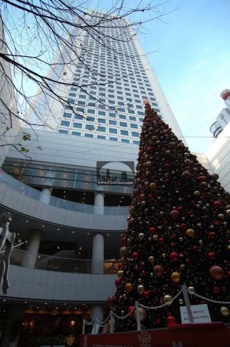 برج شهر اپرا توکیو (Tokyo Opera City Tower) – توکیو ژاپن