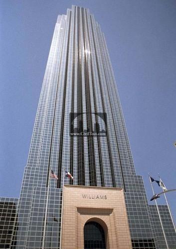 برج ویلیامز – هوستون (  Williams Tower )