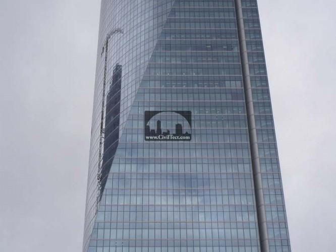 Torre Espacio – مادرید اسپانیا
