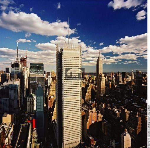 ساختمان نیویورک تایمز (The New York Times Building) – نیویورک آمریکا