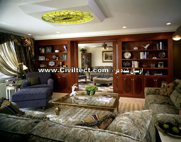 اظهار نظر درباره تصاویر دکوراسیون داخلی منازل ( سری ۱ )
