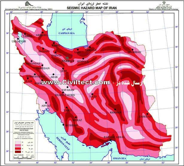پیشگویی زلزله مرگبار بعدی ایران (مقاله ای نه چندان جدی!)
