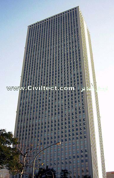 برج سانشاین ۶۰ – توشیما توکیو