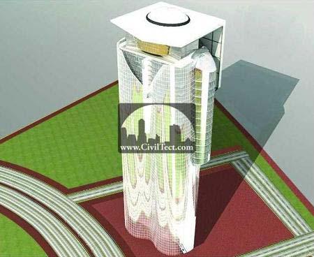 برج العربی – Burj Al Arabi – ساختمانی به شکل انسان!