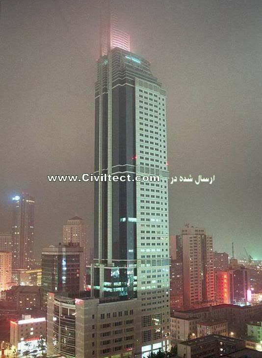 مرکز تجارت جهانی دالیان چین