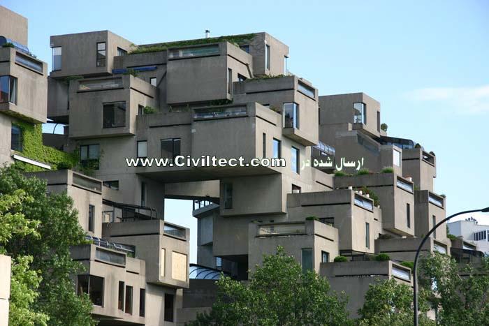 پروژه مسکن ۶۷ – ایده ای برای داشتن خانه ویلایی در تراکم شهری
