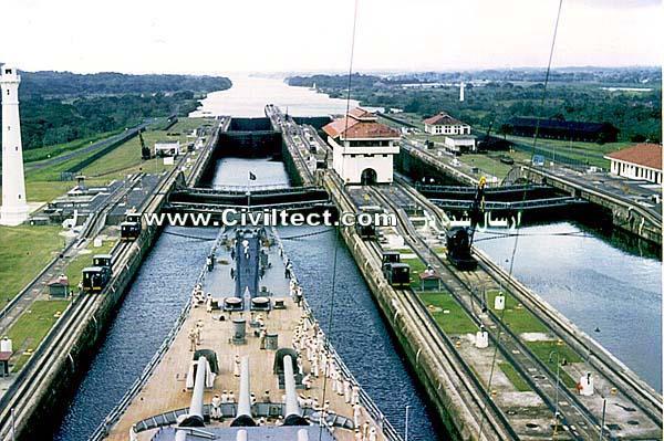 دانستنی های کانال پاناما