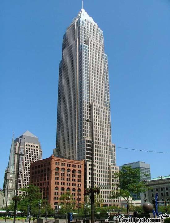 برج کلید در اوهایو آمریکا