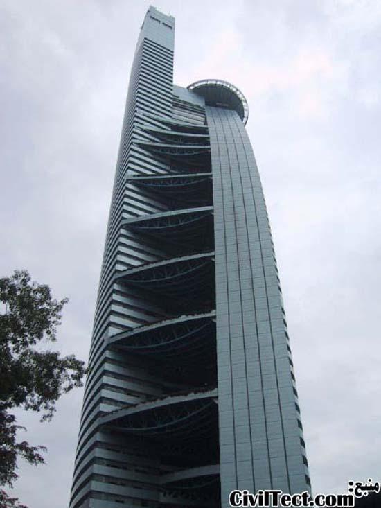 برج منارا تلکام – کوالالامپور مالزی