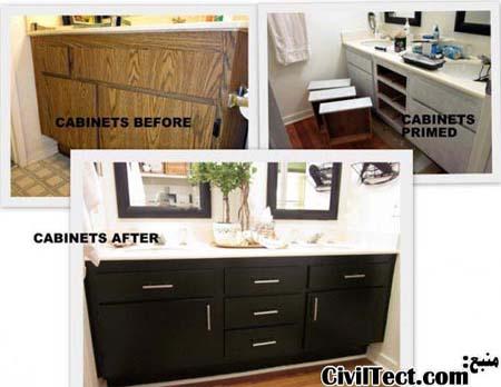 بازسازی اثاثیه و مبلمان منزل