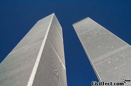 چه فولادی در برجهای دوقلو تجارت جهانی استفاده شده بود؟