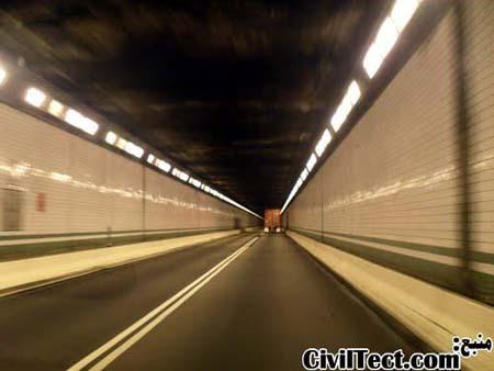 چرا معمولا داخل تونلهای زیرزمینی را کاشی میکنند؟