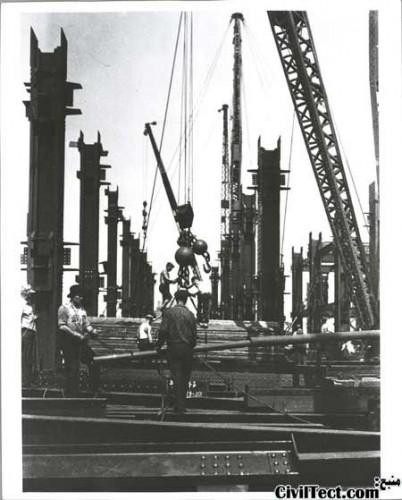 ساخت شگفت انگیزترین ساختمان دنیا - ساختمان امپایر استیت