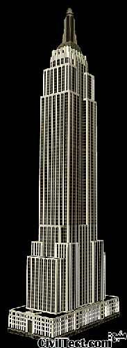 ساختمان امپایر استیت نیویورک