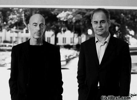 Herzog & de Meuron (هرتزوگ و دمویرون) - سوئیسی