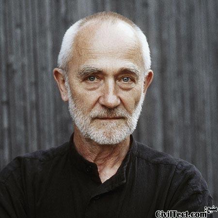 Peter Zumthor (پیتر زومتور) - سوئیسی