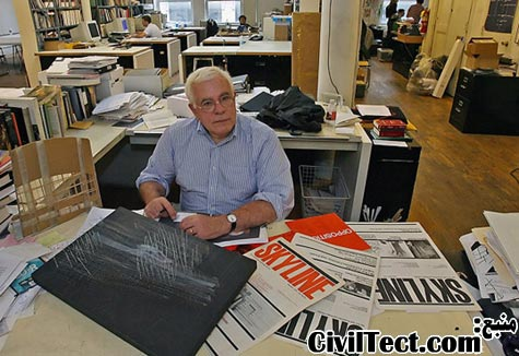 شخصیت هفته: پیتر آیزنمن
