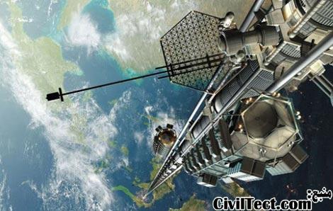 آسانسور فضایی - آسانسوری از زمین به فضا در سال 2050