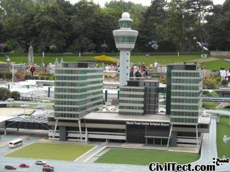 فرودگاه اسخیپهول آمستردام - Schiphol Amsterdam