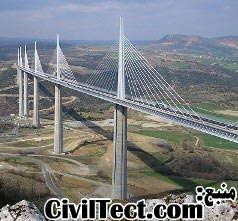 پل میلائو - millau bridge