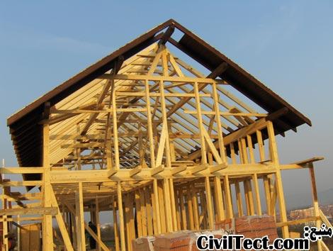زیباترین خانه ها و کلبه های چوبی