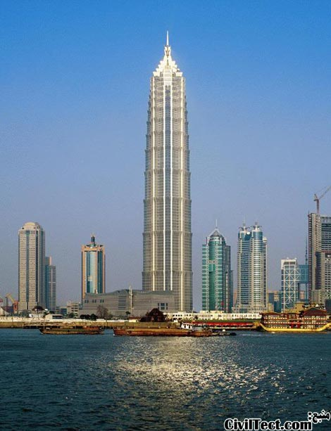 برج Jin Mao - شانگهای - Jin Mao Tower Shanghai