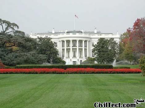 معماری کاخ سفید واشنگتن دی سی