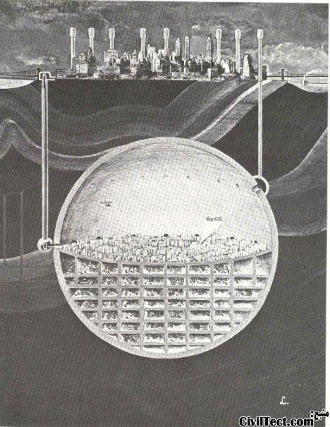 طرح شهر زیرزمینی نیویورک برای محافظت در برابر حمله هسته ای