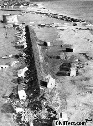 North sea flood 1953 -   Watersnoodramp_1953 - فاجعه سیل سال 1953 هلند