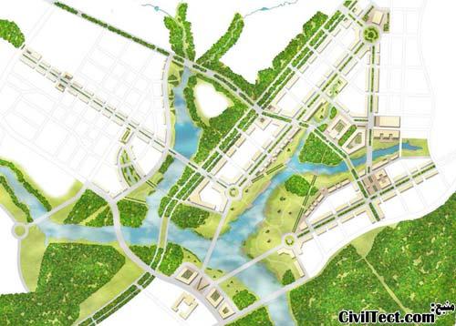 طرح جامع شهری جدید برای شهر مسکو