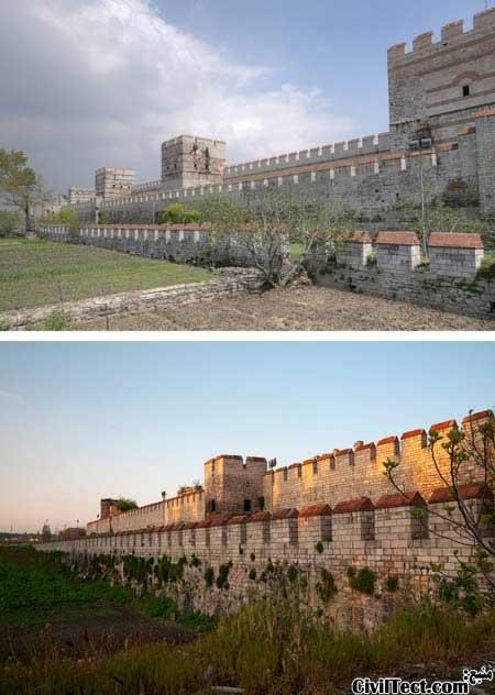 دیوار قسطنطنیه