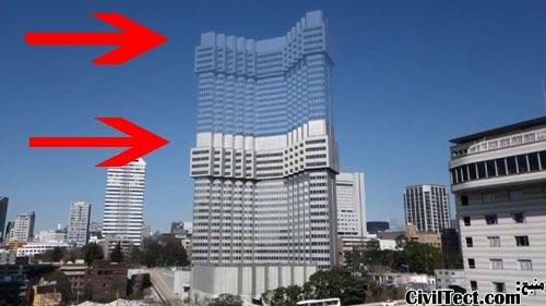 روش جدید تخریب برجهای بلند در تراکم شهری