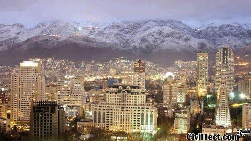 برجهای الهیه تهران