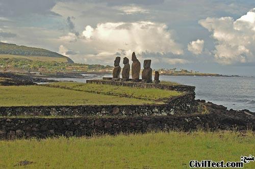 موآی - Moai