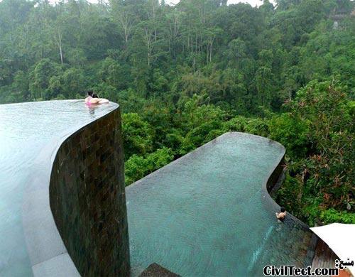هتل باغهای معلق Ubud در بالی