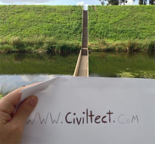 بازدید سیویلتکتی از پل حضرت موسی!