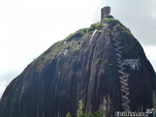 سنگ El Penol - کلمبیا