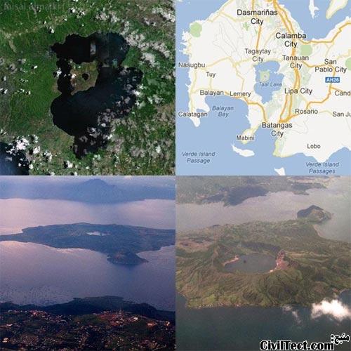 inception-island - جزیره Luzon در فیلیپین