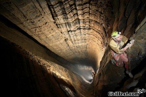 عمیق ترین غار کره زمین