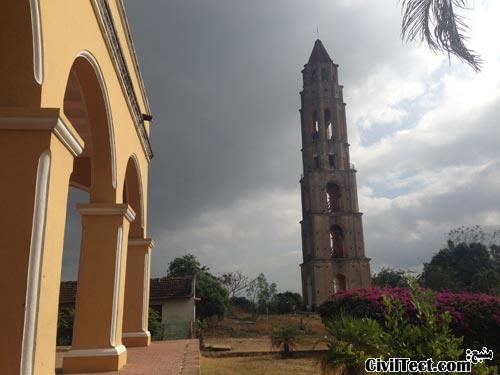 برج Manacas Iznaga