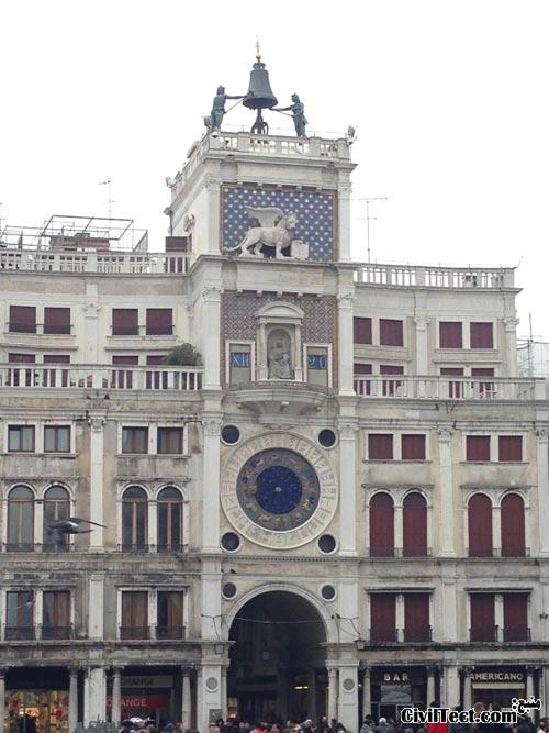 برج ساعت سنت مارک
